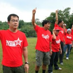 ExcellentBee Event : Team Building PT Panatrade Caraka Batch 1